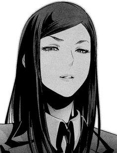 Tired of your shit Manga: Prison School - - - - - - tags: Manga Anime, Manga Girl, Anime Art Girl, Black Anime Characters, Estilo Anime, Dark Anime, Manga Drawing, Manga Comics, Cute Icons