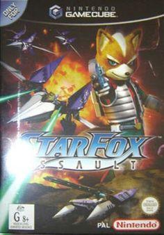 Starfox Assault [PAL Australia]
