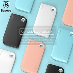 Baseus 8000mAh Dual Usb Power Bank For iPhone Samsung Huawei Portable Powerbank Cell Phone Battery Charger External Battery Pack