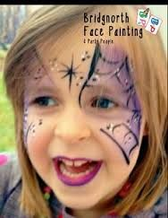 Image result for witch face paint                                                                                                                                                                                 More