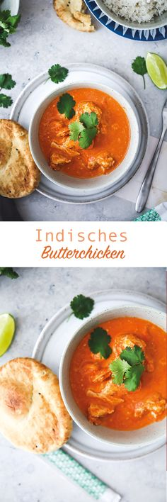 Butter chicken Rezept / Indisches Curry / Indisches Rezept / www.zuckerzimtundliebe.de butterchicken recipe