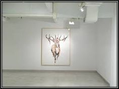 KUR gallery is the contemporary art gallery in the city. Love it.