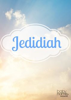 A rare choice found in the Old Testament, Jeriah hits a sweet spot with its popular -iah ending and brevity. It works well among other hit biblical names, while keeping its appeal as a unique option. Biblical Baby Boy Names
