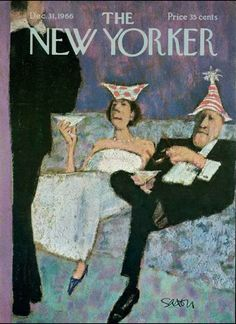 New Yorker Covers, The New Yorker, All Poster, Poster Prints, Art Prints, New Year's Eve Hats, Rowing Blazers, Tag Image, Everything And Nothing