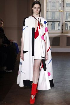 Schiaparelli Haute Couture Spring/Summer 2017 Collection | British Vogue