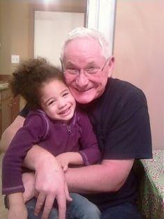 Grandpa and Grandbaby