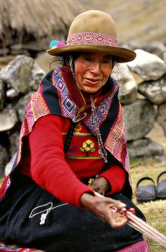 Peru, Q'ero people area | by Sergio Pessolano