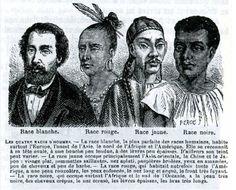 """Résultat de recherche d'images pour """"musée de l'homme les différentes races"""""""