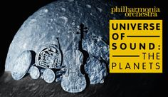 Universe of Sound: The Planets - Visit the Museum - Science Museum  I need to see this