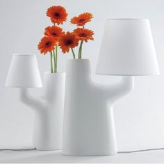 This Vase Stands Upright And Begins To Lie Down When It Needs Water! | Vases  Bowls And Candleholders | Pinterest | Intelligent Design, Candleholders And  ...