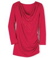 Dazzling Drop Top in Misses $16.99 youravon.com/maureenfox