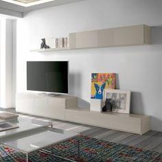 Meuble TV design mural Szofia ATYLIA