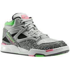 Reebok Pump Omni Lite - Men s - Basketball - Shoes - Snowy Grey Rivet  Grey Sushi ef3c5b6dc