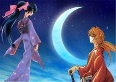 Kenshin x Kaoru by findinaway.deviantart.com on @deviantART