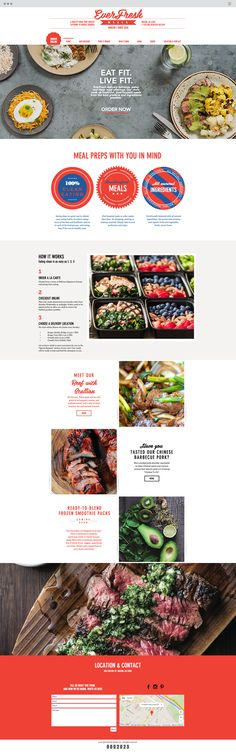 EverFresh Meals | A Quality Meal Prep Service