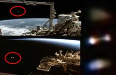 In recent weeks many unknown objects have been seen near the International Space Station. Once again two UFOs have been spotted on NASA's live feed on September 1 and September 5, 2015. Note: Most of these UFOs are coming up over the horizon or they...