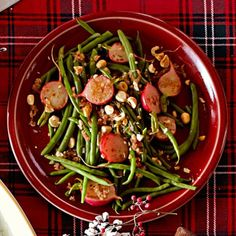 Green Beans with Brown Butter and Radishes | Williams Sonoma