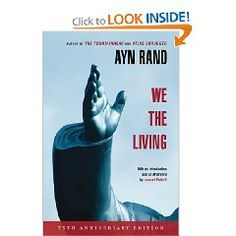 Another great book by Rand about communism in Russia.  I loved it.