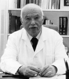 Pierre Deniker (1917, Paris - 1998) was involved, jointly with Jean Delay and J. M. Harl, in the introduction of chlorpromazine (Thorazine), the first antipsychotic used in the treatment of schizophrenia, in the 1950s. Thorazine had been used in surgical procedures peri-operatively as an anti-nausea medication in France.