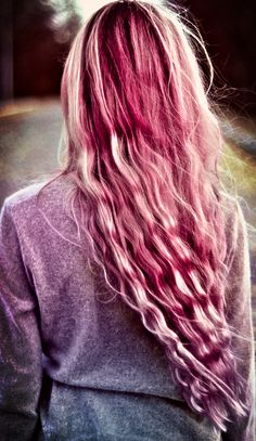 hair, pink,hairstyle , style ,cool, long hair,pink