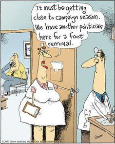 4bb0248100a Another Politician  Mitt Romney Suffering from Terminal Foot-In-Mouth  Disease Doctor Jokes
