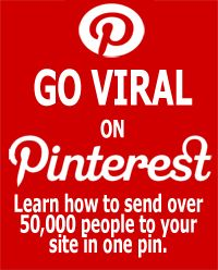 Learn in 6 Lessons for Pinterest how to generate traffic and get 100K Visitors in 1 week ....