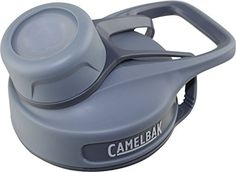 CamelBak Chute Water Bottle Cap Accessory GreyGrey -- Read more  at the image link. (This is an Amazon affiliate link and I receive a commission for the sales and I receive a commission for the sales)
