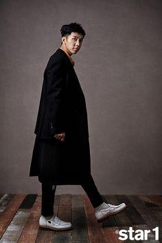Lee Seung Gi   @Star1 Korean Celebrities, Korean Actors, Marie Claire, The King 2 Hearts, In The Air Tonight, Man Lee, Weightlifting Fairy Kim Bok Joo, Lee Seung Gi, Korean Star
