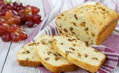 recette de Cake aux raisins secs et au vieux rhum