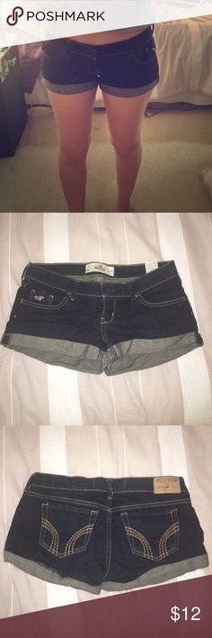 Hollister Jean Shorts Hollister jean shorts Hollister Shorts Jean Shorts