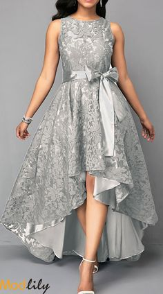 Womens fashion, Wedding or party, Fashion and elegant, Fre Dress Outfits, Casual Dresses, Girls Dresses, Fashion Outfits, Womens Fashion, Dress Fashion, Dresses Elegant, Fashion Sandals, Cheap Fashion