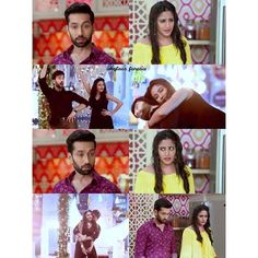 Shivika remember their moments together and feel embarrassed and tensed....  That dance will haunt Shivaay forever...  #Shivaay #Annika #Shivika #Anshi #Ishqbaaaz #15Sept2016 @nakuulmehta @officialsurbhic