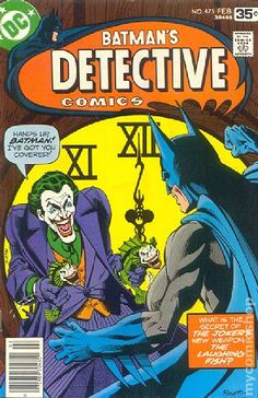 Detective Comics (1937 1st Series) 475