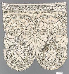 Maltese lace 19th century