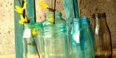 Confira como colorir potes de vidro passo a passo, para redecorar os seus ambientes. Escolha as suas