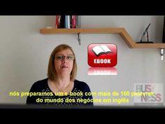 E-book + Áudio Book + Vídeo Book com mais de 100 Palavras do mundo dos Negócios em Inglês – Busy-Ness English