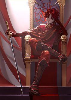 赤き魂を、カラドアに捧げよう。