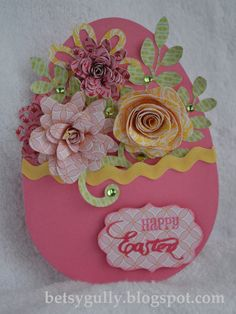 Stamp Scrap Fever!: 1, 2, 3 Craft! Playing the Egg Card