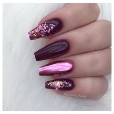 pink chrome.