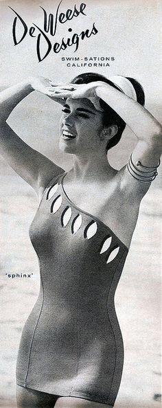 de weese designs swimsuit