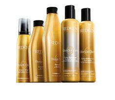 love this stuff after i get my highlights in the summer