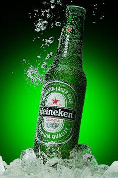 Heineken by Игорь Климов on - - Photo Backgrounds, Background Images, Virginia Wineries, Dehati Girl Photo, Beer Poster, Lager Beer, Foto Art, Poster Layout, Craft Beer