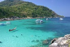 Racha Islands, near Phuket, Thailand