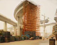 El arte de la construcción: 19 andamios espectaculares e imposibles que te cortarán la respiración