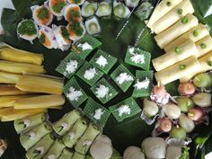 #Indonesian Party food, #Indonesia. www.fastcover.com.au