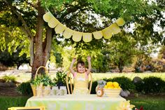 Bakersfield children photographer, summer mini session, lemonade stand 9