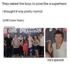 Harry...