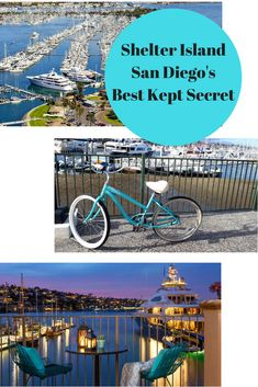 Shelter Island -- one of San Diego's Best Kept Secrets -- find out why! Fiji Travel, Solo Travel, Travel Usa, Shelter Island San Diego, Pacific Coast, West Coast, California Travel, Southern California, Us Destinations