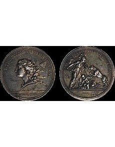 Although collectors often associate online auctions with lower-end coins, a robust market exists for higher-end material, as evidenced by the sale of this 1781 Libertas Americana medal for a bid of $70,000 at GreatCollections.com.