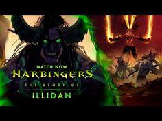 Harbingers - Illidan - Best sound on Amazon: http://www.amazon.com/dp/B015MQEF2K -  http://gaming.tronnixx.com/uncategorized/harbingers-illidan/